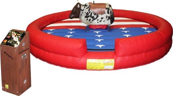 Mechanical Bull, Rodeo Bull - Chicago Party Rental